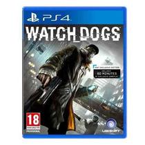 Watch Dogs Ps4 Zero E Lacrado! O Mais Barato Do Ml!!!