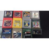 Gbc - Game Boy Color - Pokemon Gotta Catch Em All Jade Versi