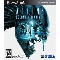 Game Aliens Colonial Marines + Dlc Ps3 No Leilão