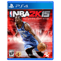 Nba 2k15 Ps4 Conta Primária