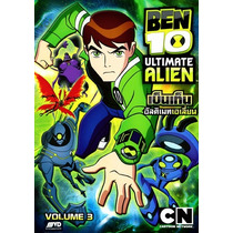 Patche Ben10 Ultimat Alien