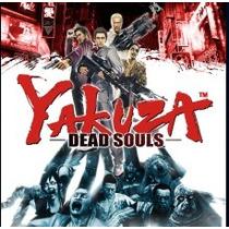 Yakuza/ Dead Souls Jogos Ps3 Codigo Psn
