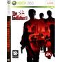 Jogo Xbox 360 - Game Original - The God Father 2