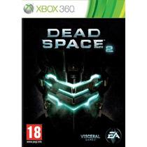 Dead Space 2 - Xbox 360 - Novo, Original E Lacrado!