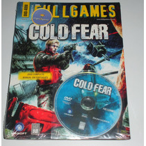 Cold Fear   Tiro   Terror   Jogo Pc   Produto Original