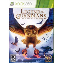 Legend Of Guardians X360 War -jogo Novo Lacrado
