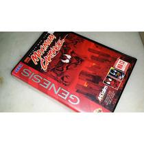 Jogo Mega Drive Sega Genesis Maximum Carnage