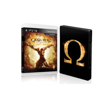 God Of War Ascension Steelbook Edition - Português