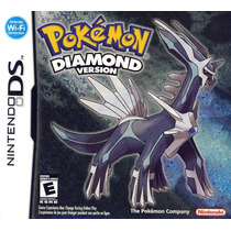 Pokemon Diamond Version - Ds / Dsi / 3ds - Impecável !!!