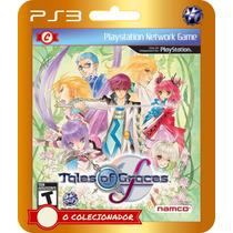 Tales Of Graces F (código Ps3)