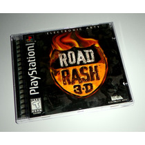 Road Rash 3d Original Completo - Playstation Ps1, Ps2, Ps3
