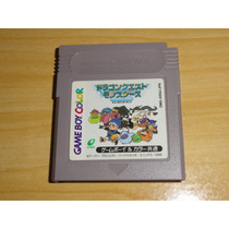 Raro Game Boy Color Dragon Quest Monsters Nintendo Japones