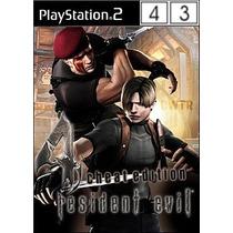 Resident Evil 4 - Patch - Português Ps2 - Frete Gratis