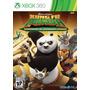 Jogo Novo Kung Fu Panda - Confronto De Lendas Xbox 360