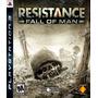 Resistance Fall Of Man Frete Grátis Sdgames Jogo Ps3 Confira