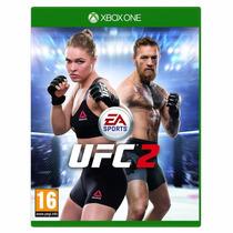 Ufc 2 Xbox One Xo Mídia Física Original Novo Pt Br
