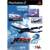 Jet De Go! 2 Patch - Com Capa