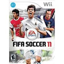 Fifa Soccer 11 / 2011 - Original E Lacrado - Nintendo Wii
