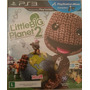Little Big Planet 2 - Portugues Ps3