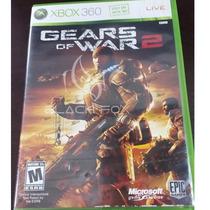 Gears Of Wars 2 Xbox 360 Original
