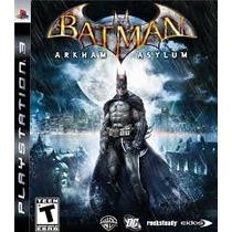 Batman Arkhan Asylum