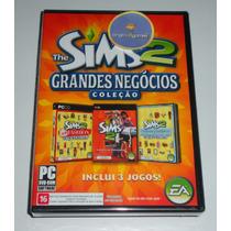 The Sims 2 Grandes Negócios | Expansões | Jogo Pc | Original