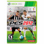Pes 2012 Pro Evolution Soccer Dvd Original Ntsc Xbox 360