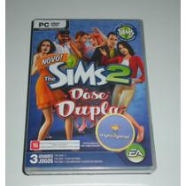 The Sims 2 Dose Dupla | Jogo Pc | Produto Original