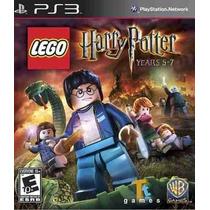 Lego Harry Potter 5-7 Anos Ps3 Português Receba Hoje