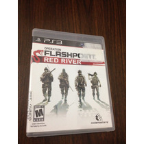 Operation Flashpoint Red River - Ps3 - Seminovo