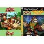 Patch Donkey Kong Snes Para Rodar No Ps2 - 3 Em 1 Ps2