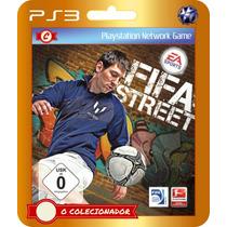 Promoção! Fifa Street (código Ps3)