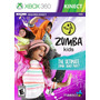 Zumba Kids - The Ultimate Party - Xbox 360 - Novo E Lacrado!