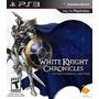 Ps3-jogo White Knight Chronicles International Lacrado
