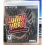 Jogo Guitar Hero Warriors Of Rock Play 3 (original)