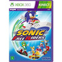 Sonic Free Riders (ntsc) Requer Kinect { Xbox 360 }