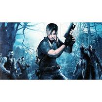 Resident Evil 4 Hd - Xbox 360 Original - Mídia Digital
