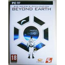Sid Meiers Civilization Beyond Earth + Frete Grátis !