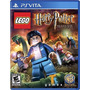 Psvita - Lego Harry Potter: Year 5-7 Lacrado Novo - E-sedex