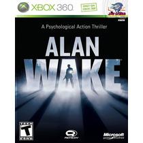 Jogo Xbox 360 - Alan Wake - Usado