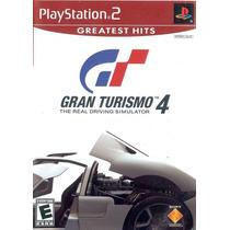 Gran Turismo 4 Gt4 Ps2 Jogo Novo Original Lacrado Com Nota