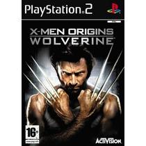 X-men Origins Wolverine Ps2 Patch + 1 De Brinde