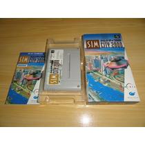 Raro Sim City 2000 Super Famicom Super Nintendo Japan