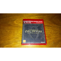 Elder Scroll Oblivion Game Of The Year Playstation Ps3 Goty