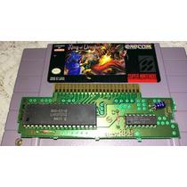 King Of Dragons 100% Original P/ Super Nintendo Snes