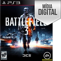Battlefield 3 Ps3 Bf3 Psn Envio Agora Na Psn