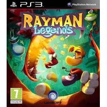 Rayman Legends Pt - Ps3
