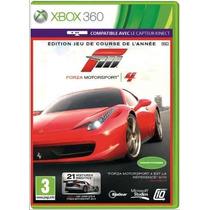 Promoção!! Jogo Forza 4 Para Xbox 360 - Sistema Pal!!