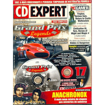 Revista Cd Expert Lacrada Grand Prix Legends Jogo Completo