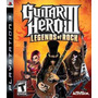 Jogo Ps3 - Game Original - Guitar Hero Iii: Legends Of Rock